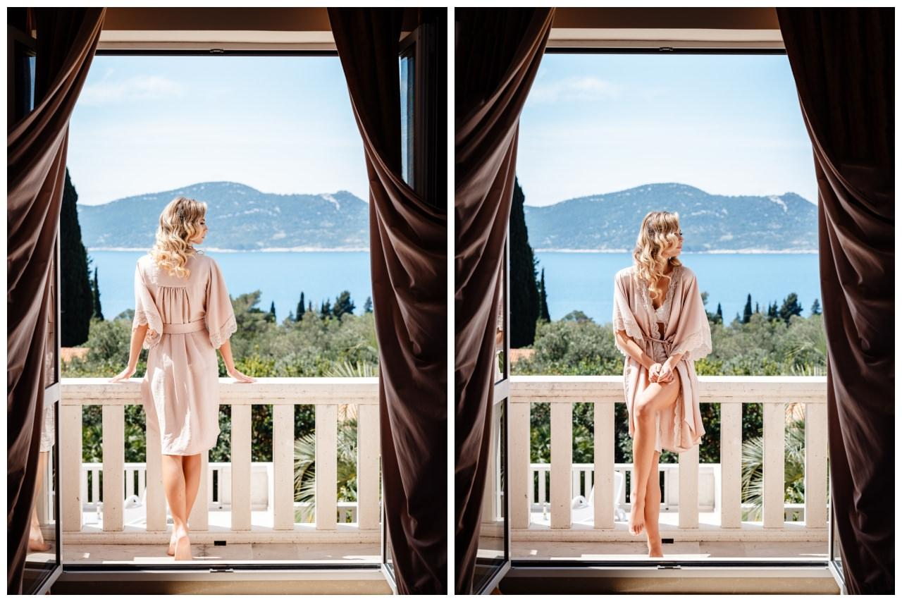Hochzeit Villa Kroatien Hochzeitsplanung Fotograf 3 - Romantische Hochzeit in einer Villa