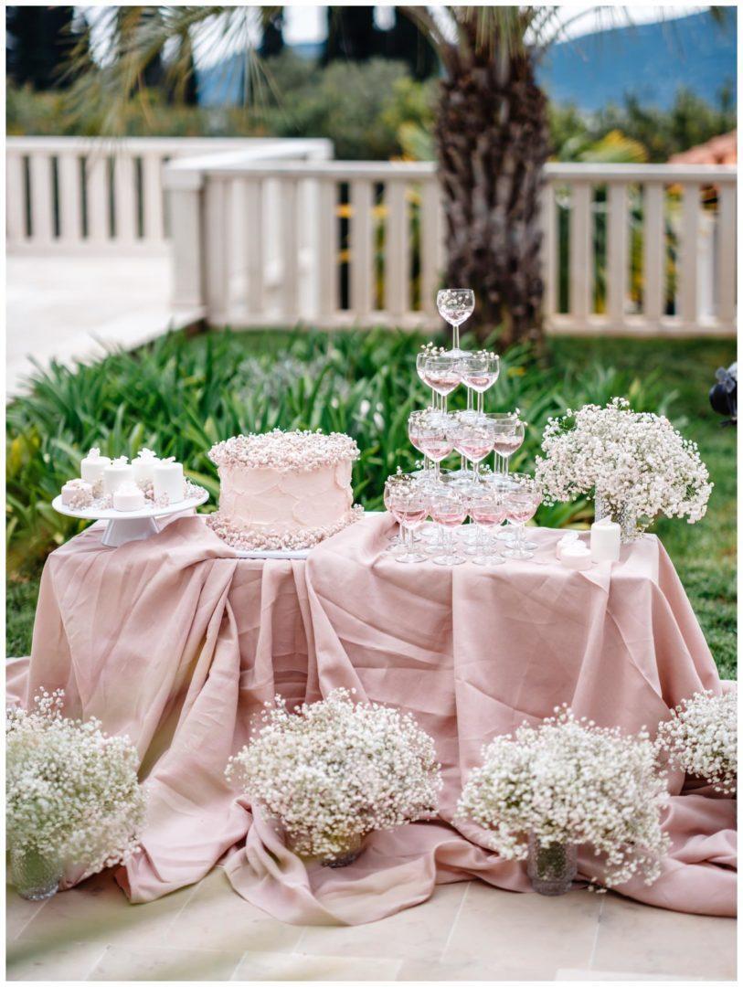 Hochzeit Villa Kroatien Hochzeitsplanung Fotograf 31 - Romantische Hochzeit in einer Villa