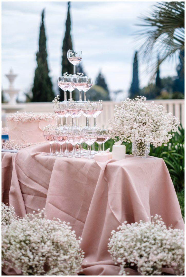 Hochzeit Villa Kroatien Hochzeitsplanung Fotograf 32 - Romantische Hochzeit in einer Villa