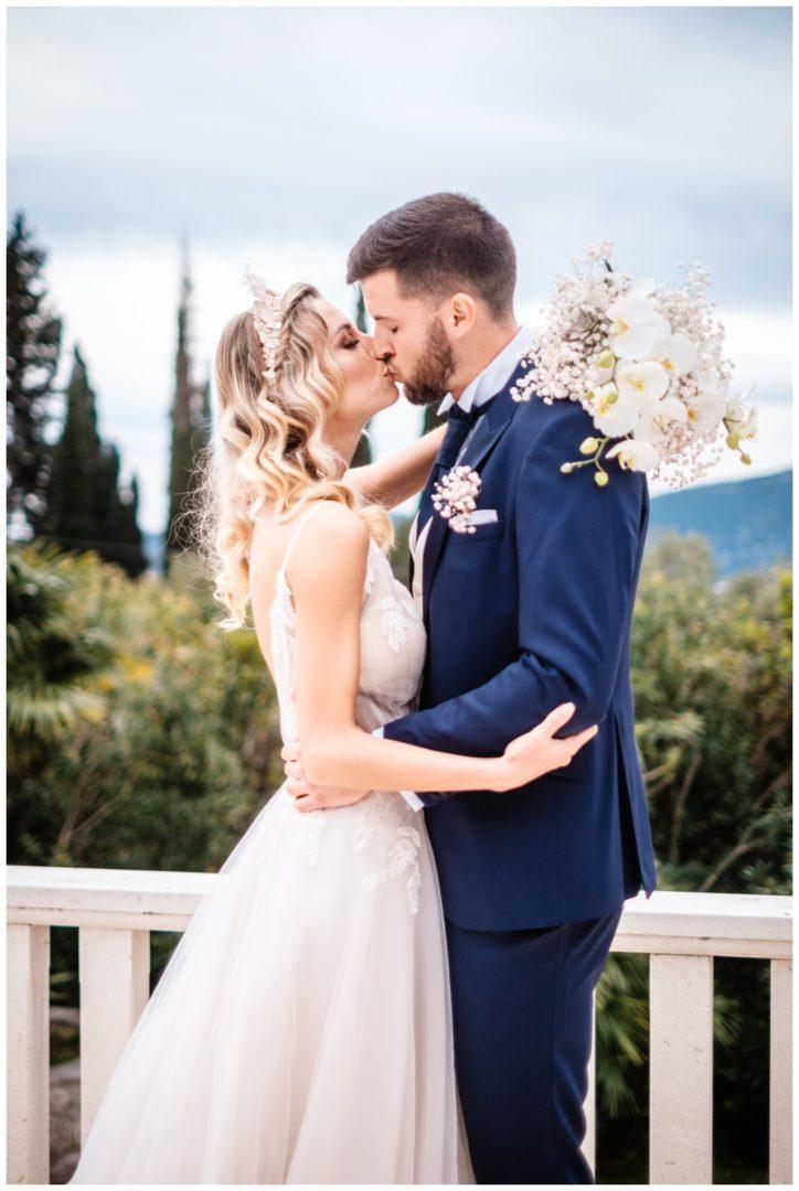 Hochzeit Villa Kroatien Hochzeitsplanung Fotograf 37 - Romantische Hochzeit in einer Villa
