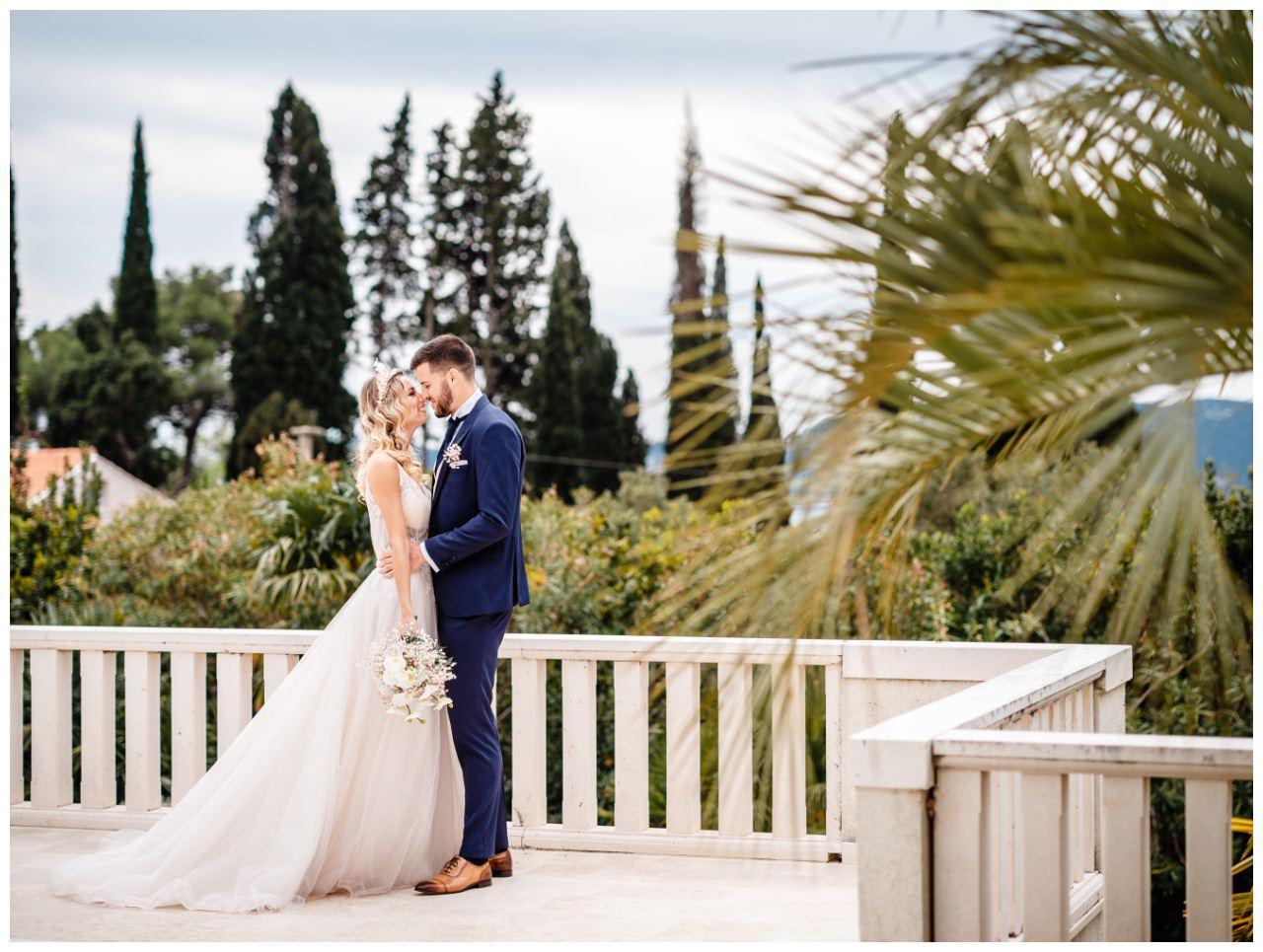 Hochzeit Villa Kroatien Hochzeitsplanung Fotograf 39 - Romantische Hochzeit in einer Villa