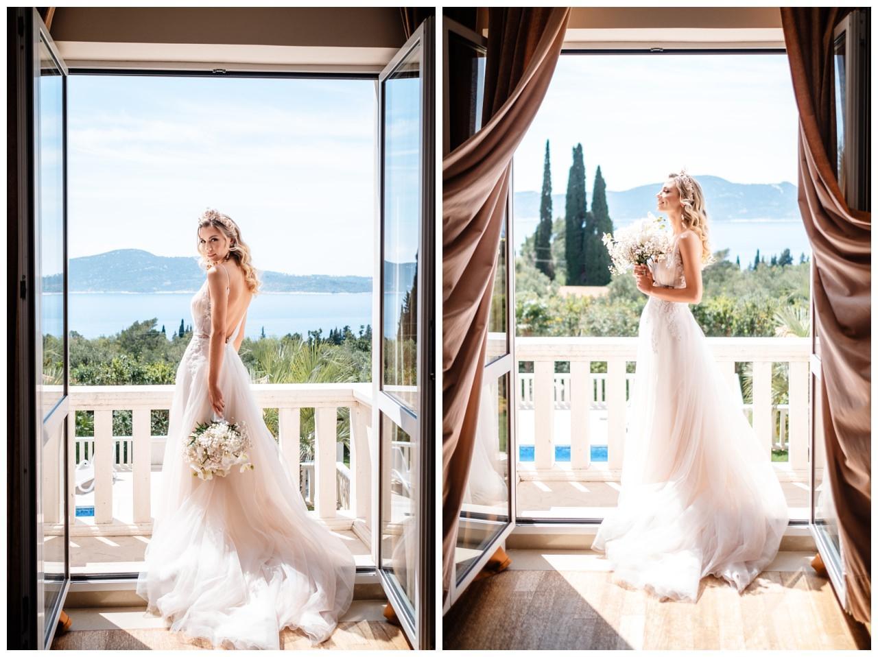 Hochzeit Villa Kroatien Hochzeitsplanung Fotograf 4 - Romantische Hochzeit in einer Villa