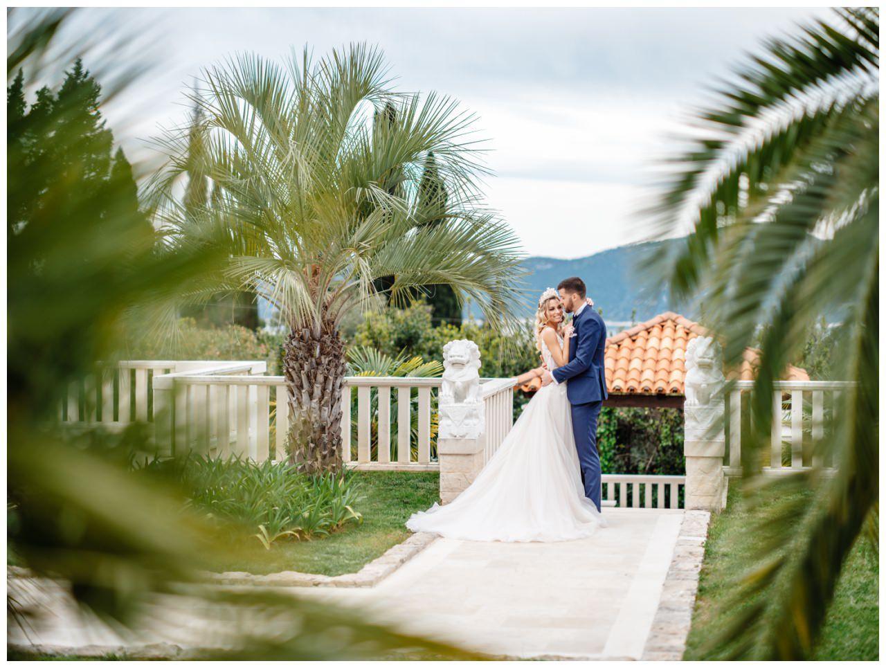 Hochzeit Villa Kroatien Hochzeitsplanung Fotograf 40 - Romantische Hochzeit in einer Villa