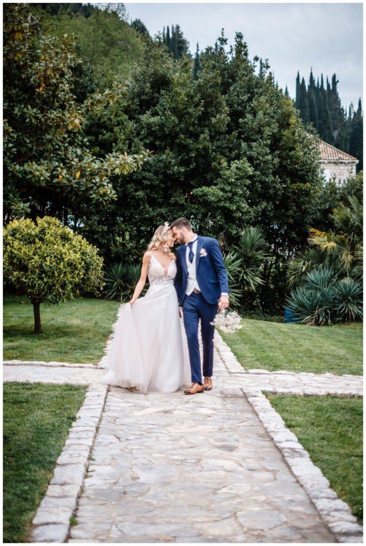 Hochzeit Villa Kroatien Hochzeitsplanung Fotograf 42 - Romantische Hochzeit in einer Villa