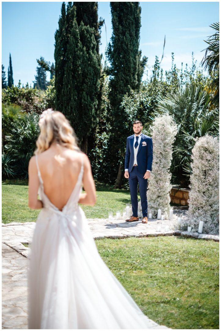 Hochzeit Villa Kroatien Hochzeitsplanung Fotograf 7 - Romantische Hochzeit in einer Villa